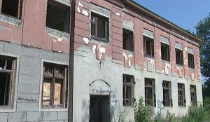 Заброшенные здания в Челябинске