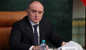Дубровский будет увольнять за срыв сроков полготовки к саммитам в Челябинске