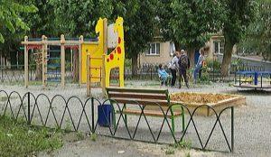 Благоустройство дворов в Челябинске