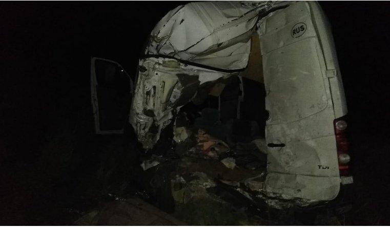 В массовом ДТП с двумя погибшими водитель был пьян