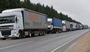 На Южном Урале из-за жары ограничили движение большегрузов