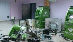 В Челябинской области отправили в тюрьму пятерых грабителей банкоматов