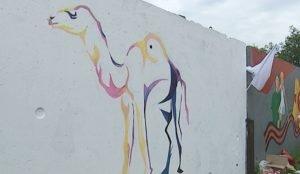 Конкурс граффити в Челябинске