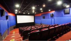 В Увельском откроется обновленный кинозал