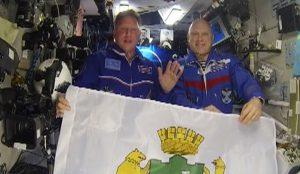 Уроженец Екатеринбурга вышел в открытый космос