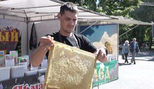 Выставка меда в Челябинске