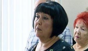 Приговор Татьяне Порсевой
