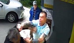 Избиение пенсионеров в Челябинске