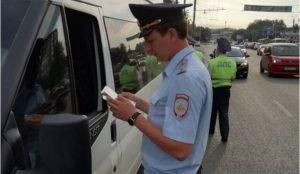 В Челябинских маршрутках искали нелегалов
