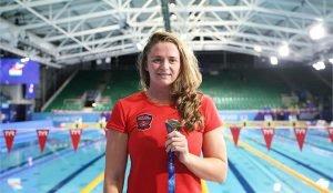 Виталина Смирнова доплыла до золотой медали