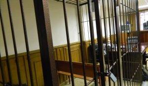 Пруцких оставили под стражей до середины октября