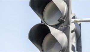 В центре Челябинска отключили светофор