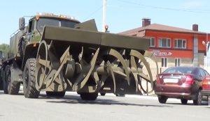Военная техника миасского завода