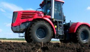 Областные соревнования трактористов