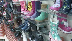 """Детская обувь фирмы """"Юничел"""""""