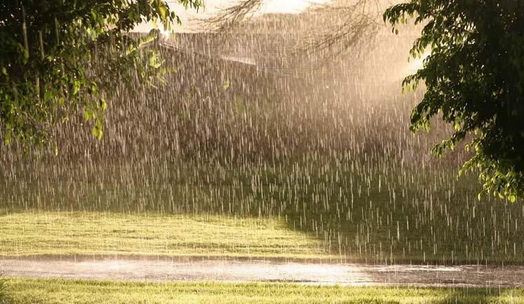 Дожди идут на Южный Урал