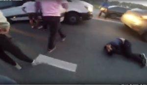 Полиция начала проверку по факту драки футбольных фанатов