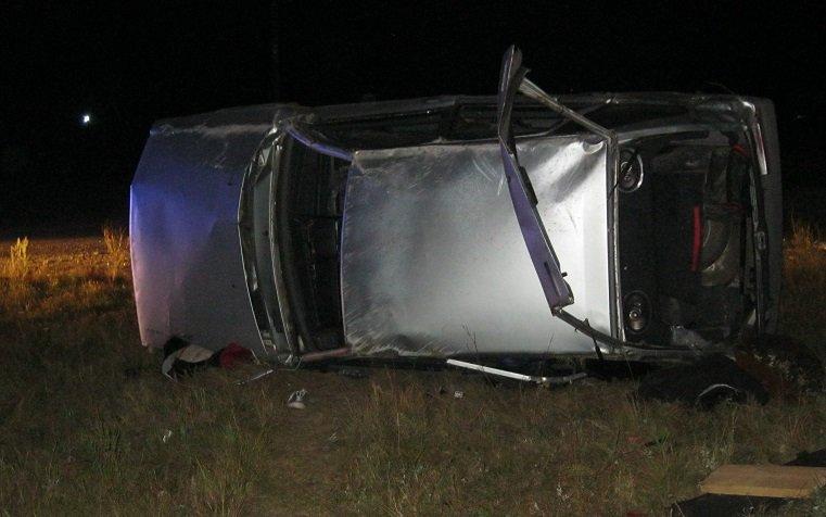 Женщина погибла в ДТП на трассе под Верхнеуральском