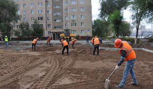 На Южном Урале благоустроили более 50% дворов