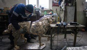 В Челябинске установят памятник местному Хатико