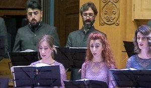 Фестиваль духовной музыки