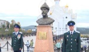 Памятник Николаю II в Златоусте