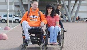 Инвалиду из Миасса помогли неравнодушные волгоградцы вооосоединиться с возлюбленной
