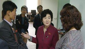 Педагоги из Северной Кореи в Челябинске