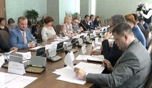 Заседание комитета ЗСО по социальной политике