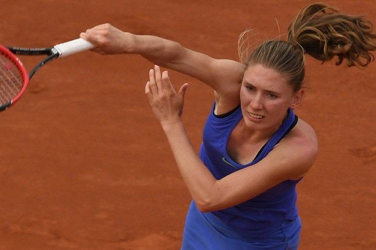 Теннисистка из Челябинска стремительно поднялась в топе рейтинга WTA