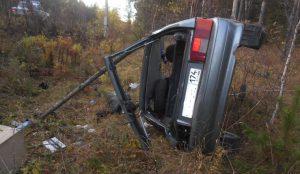 На трассе под Чебаркулем погиб 23-летний бесправник