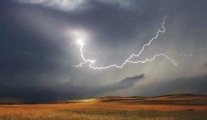 На Южном Урале прогнозируют дожди и грозы