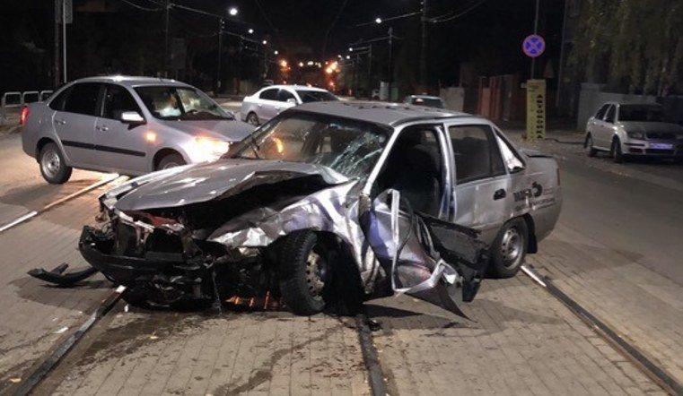 Авария в Магнитогорске с пятью пострадавшими