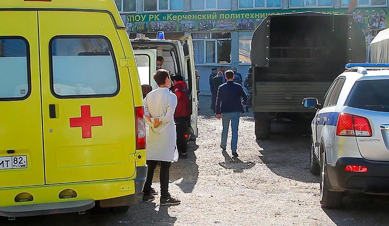 Число жертв керченского стрелка возросло до 21
