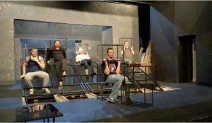 В Камерном театре готовят премьеру по культовому роману Пелевина