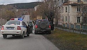 В Сатке задержали водителя, который еле держался на ногах