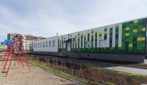 Новая школа в Магнитогорске