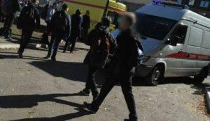 Школьник из Магнитогорска выпрыгнул из окна школы