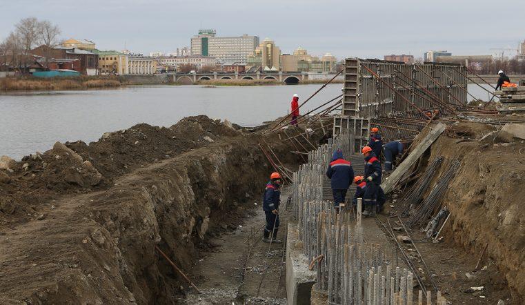 В Челябинске строители выбились из графика строительства объектов к саммитам ШОС