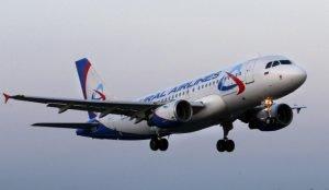 В Челябинске незапланированно приземлился самолет из Москвы
