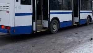 В Челябинске бастуют водители общественного транспорта