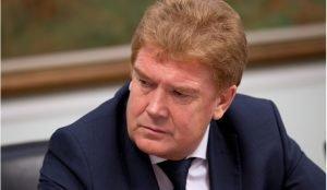 Елистратов уходит в отставку
