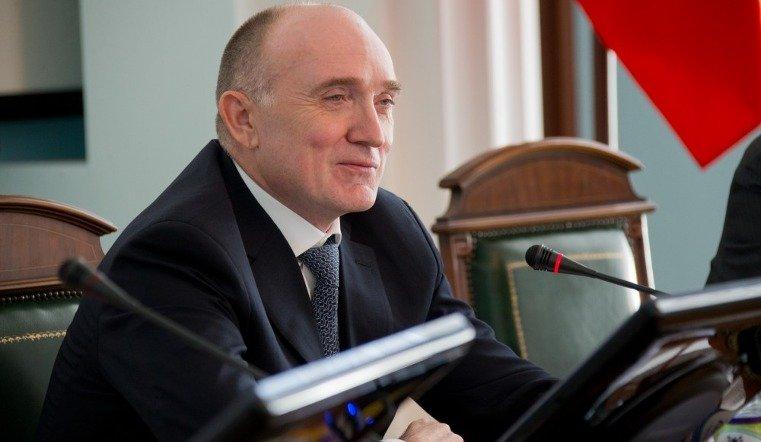 Дубровского наградил Президент
