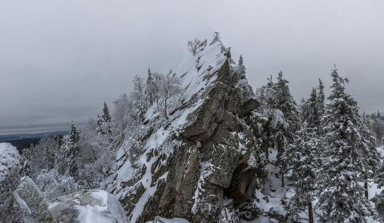 гора Туроташ