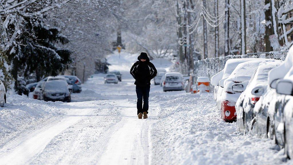 В понедельник на Южном Урале ударит мороз до -27 градусов