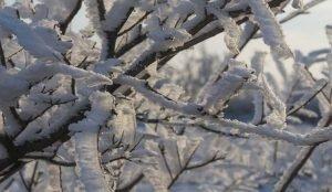 Морозно и снежно будет в ночь под Новый год на Южном Урале
