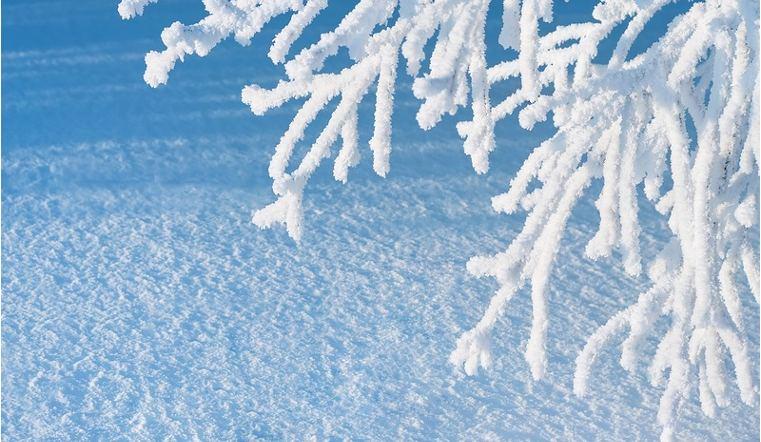 Уральская зима. Синоптики рассказали о погоде в канун Нового года