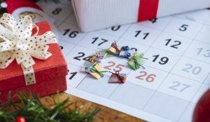 Рабочей будет последняя суббота декабря