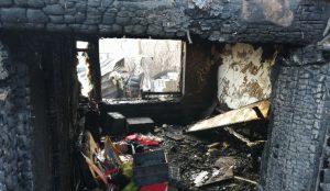 Челябинской семье, пострадавшей при пожаре, требуется помощь
