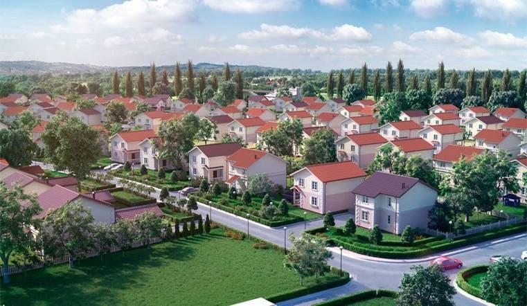 Началось строительство президентского поселка в Челябинске
